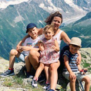 Amélie Cosneau influenceuse famille française sur Youtube