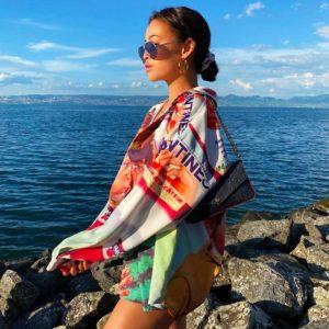 Knoetzie influenceuse mode (luxe) française sur Youtube