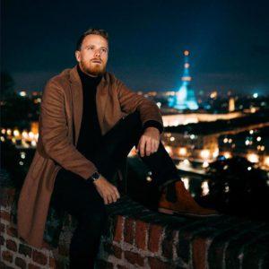 Guillaume Ruchon influenceur photo / vidéo français sur Youtube