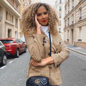 Meltingcurlz influenceuse mode (luxe) française sur Youtube