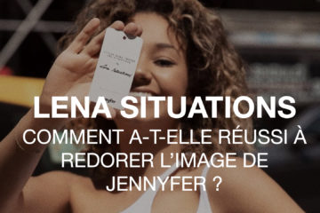Lena situations x Jennyfer