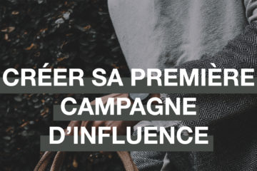 Créer une campagne d'influence marketing