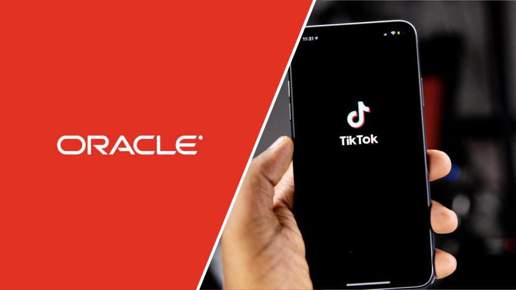 Oracle et Tiktok