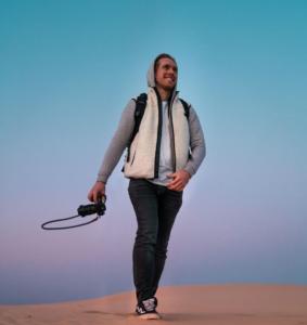 Julien Fabro Influenceur voyage Instagram