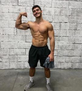 Olivier Jacquin Influenceur sport instagram