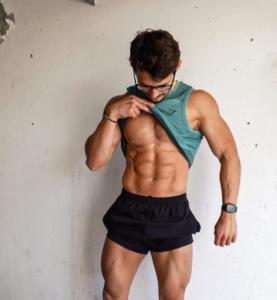Grosgui influenceur sport Instagram