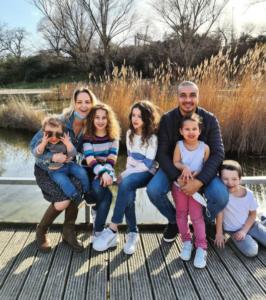 Charlotte influenceuse famille instagram