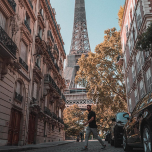 Nicolas Lafaille influenceur photographe Instagram