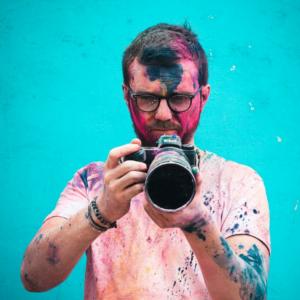 Charles Schiele influenceur photographe Instagram