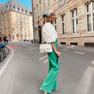 Pauline Torres influenceuse mode Instagram