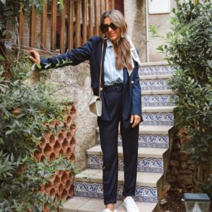 Estherjunelife influenceuse mode Instagram