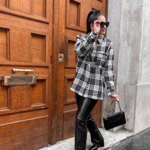 Megan Villiot influenceuse mode Instagram