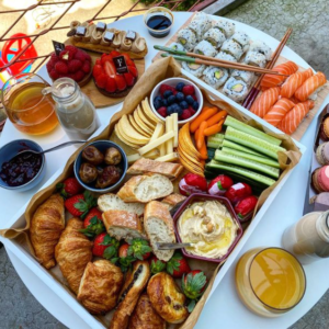 Healthy Mum influenceuse food tiktok