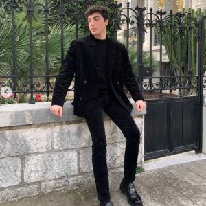 Alex Tamburini influenceur mode tiktok