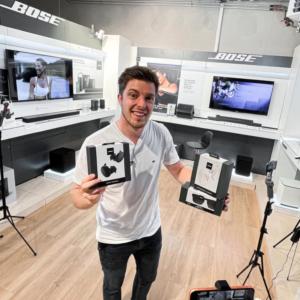 Romain Lanery influenceur tech youtube