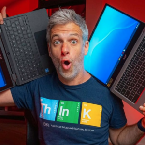 Monsieur GRrr influenceur tech youtube
